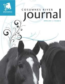 Cosumnes River Journal 2009