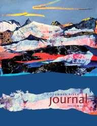 Cosumnes River Journal 2015